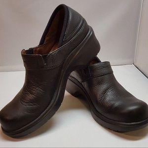 Ariat Santa Cruz Black Leather Shoes Sz 6.5 B